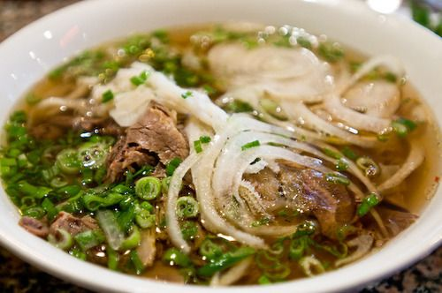 Pho noodles. Seriously, one of the best foods of life, and one of my most favorite foods. :3