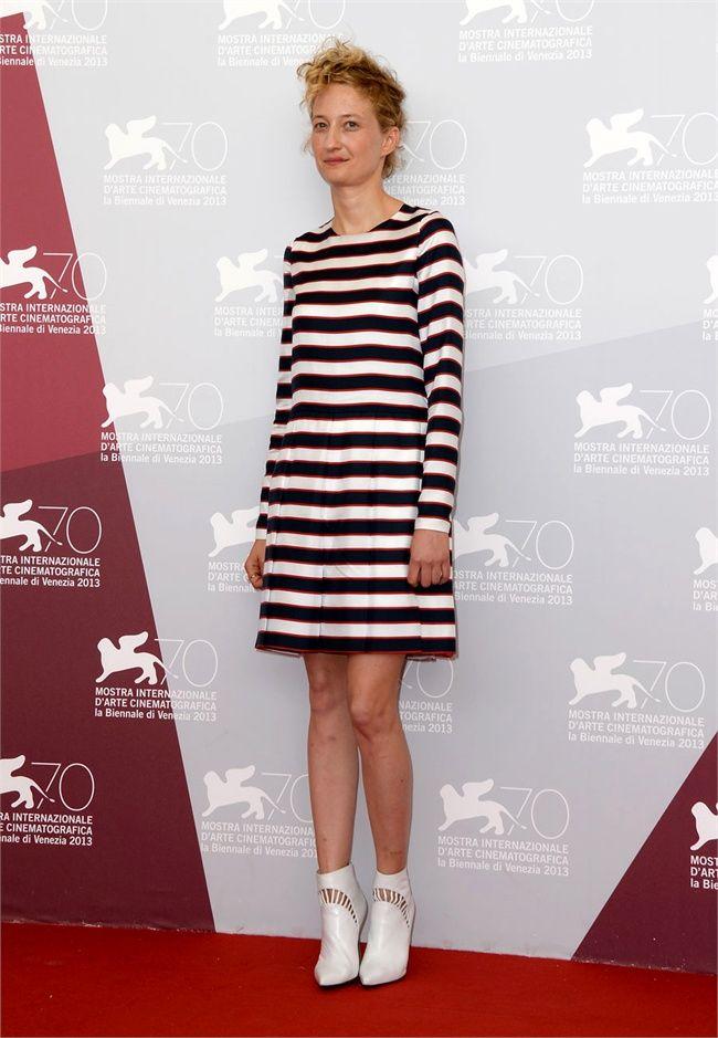 Alba Rohrwacher in Valentino, Festival di Venezia 2013