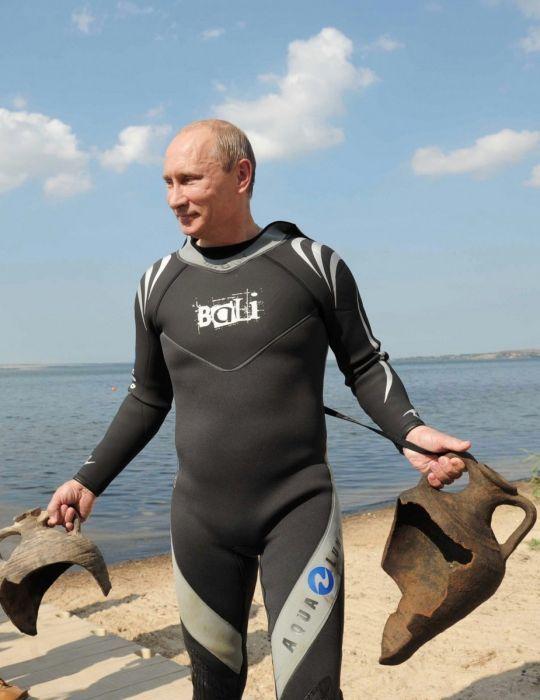 Фотографии Владимира Путина (148 фото)