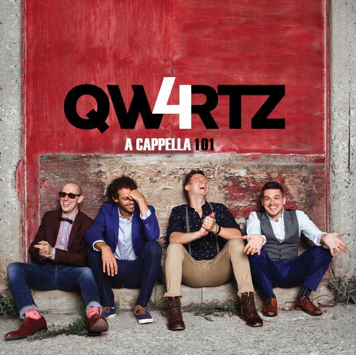 QW4RTZ - A Cappella 101 (Analekta)Formidable hybride, le groupe a capella QW4RTZ marie avec brio une approche décidément pop, un sens aigu du «spectacle» et une écriture complexe de facture classique, ils font mouche à tous coups. Le premier album...