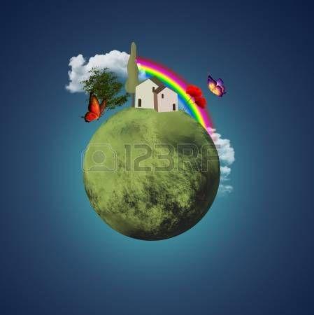 Little lovely planet photo