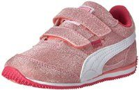 PUMA Steeple Glitz AOG V Kids Sneaker (Infant/Toddler)
