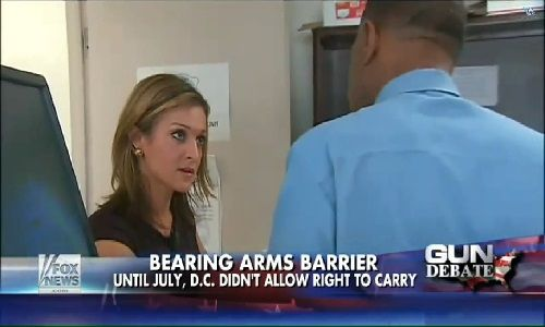 Is it really impossible to get a CCW permit to carry a gun in D.C.? This shocking new video has the answer.11-14-14 Recent ruling has declared DC MUSt start Issuing Concealed carry permits! Much to chagrin of dopey PC currently ruling city.