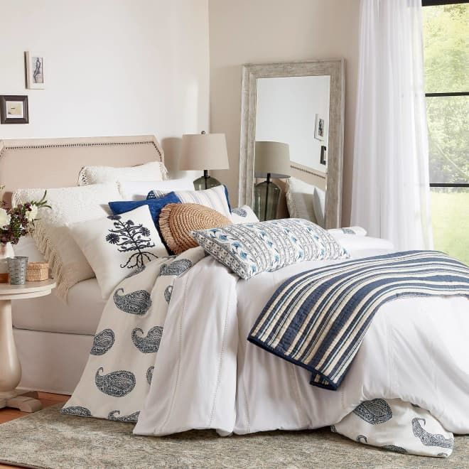 This Hgtv Star S Bedding Line Is 20 Off At Bed Bath Beyond In