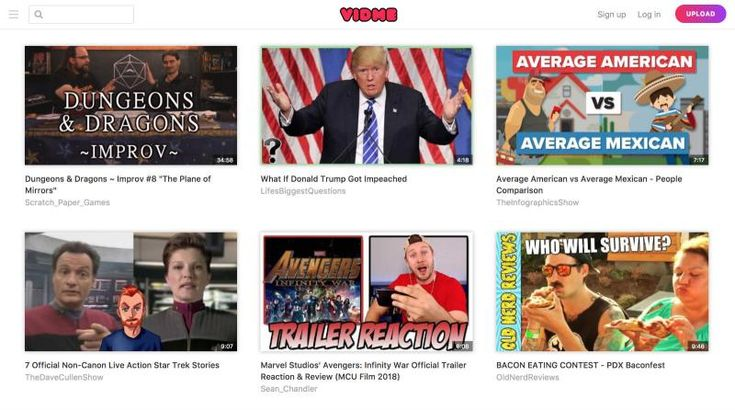Vidme YouTube meets Reddit video service is no more