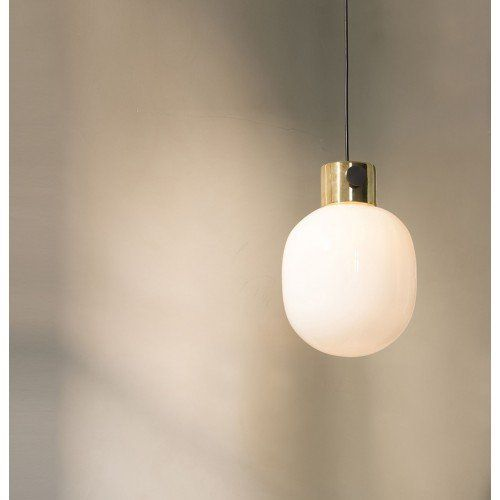 JWDA Pendant Lamp Polished Brass - Belysning - Bolina.no