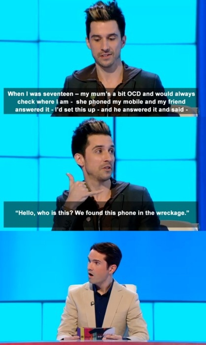 russell kane is an awful person.