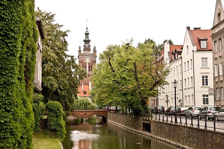 Gdańsk City Impression: Cities Impressions, Gdańsk Cities, Zieloni Gdańsk, Green Gdańsk