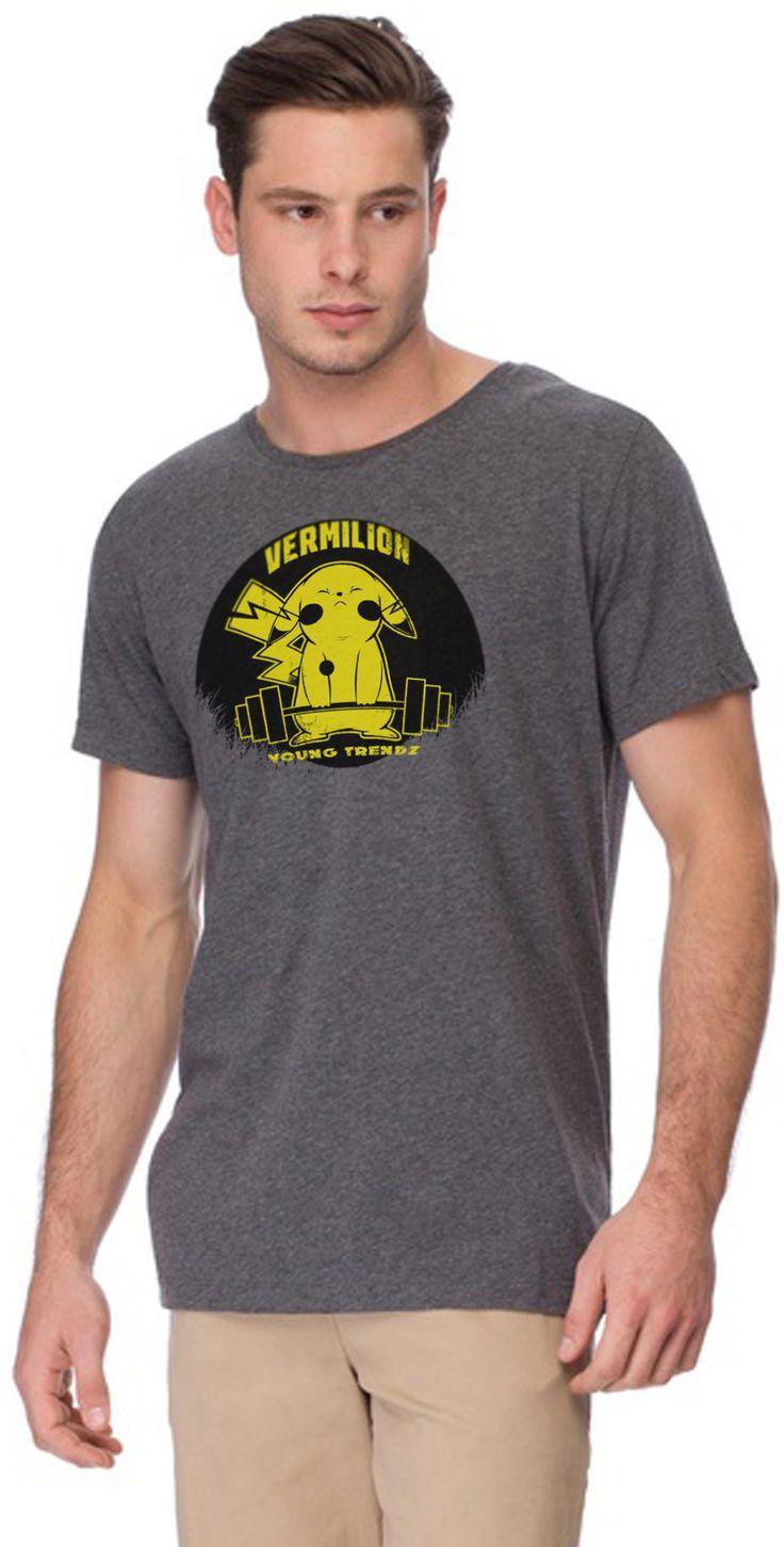 Black t shirt on flipkart - Young Trendz Printed Men S Round Neck T Shirt Buy Grey Young Trendz Printed Men S