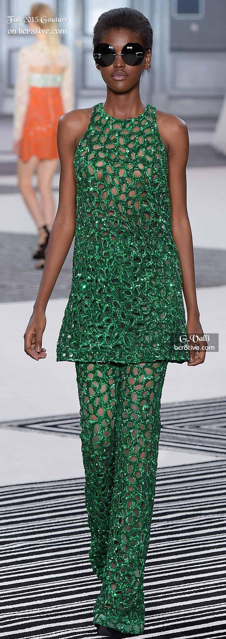 Giambattista Valli Couture Fall 2015-16