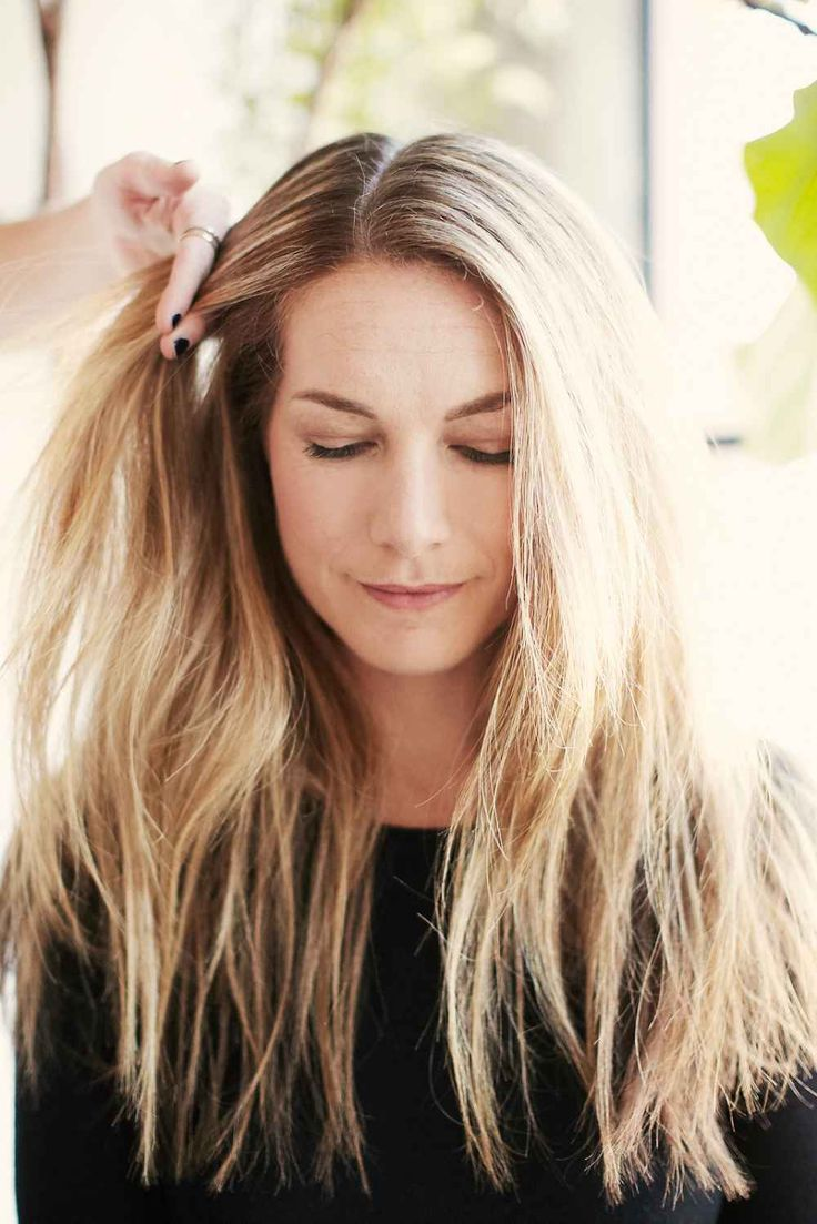 Dirty, Messy Hair - Easy Styling Tips | Hair | Pinterest