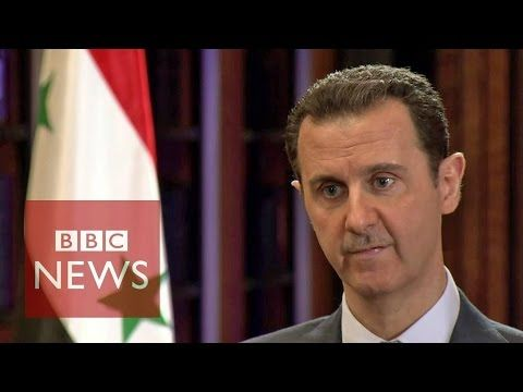 Syria conflict: Exclusive interview with President Bashar al-Assad – Taboo News