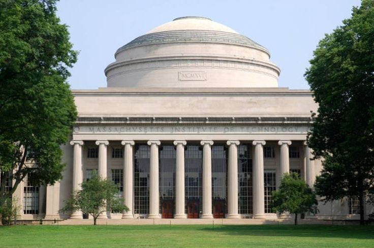 A perfect day in Boston Massachusetts institute of