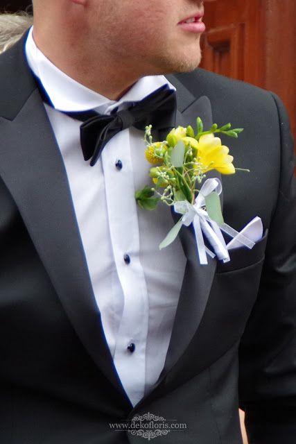 Kolorowy bukiet ślubny w stylu boho z eukaliptusem