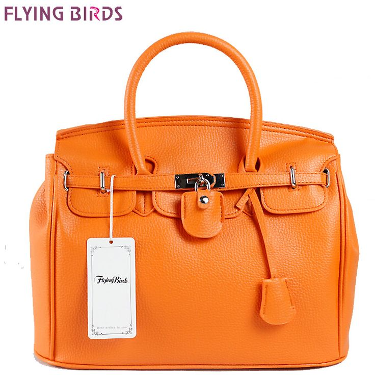 FLYING BIRDS Fashion women Handbag famous brands luxury Women Shoulder bags Ladies in women's tote bolsas new arrive bag HE002 >>> Click on the image for additional details.