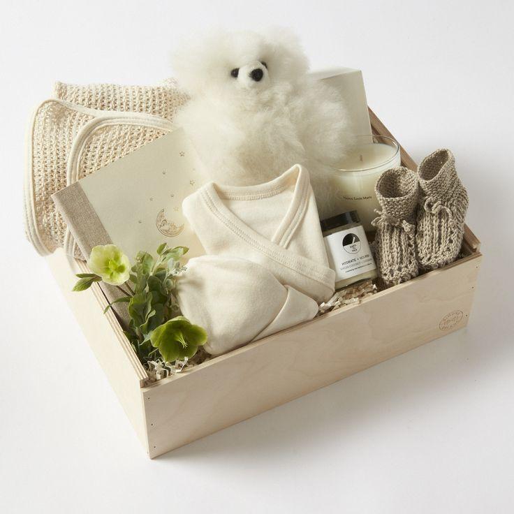 Simone LeBlanc New Mom & Baby Gift Box More
