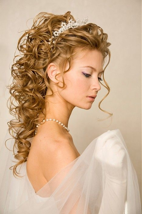 Wedding Collections-long-brown-curly-hairstyles