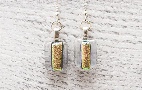 Check out this item in my Etsy shop https://www.etsy.com/au/listing/506942157/dichroic-glass-earrings