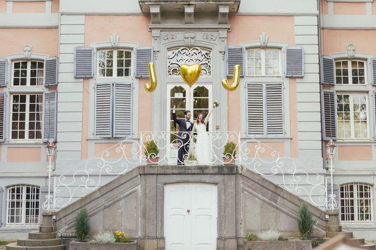 Hochzeitstagebuch: Dekoration, Location und unser Hochzeitsvideo