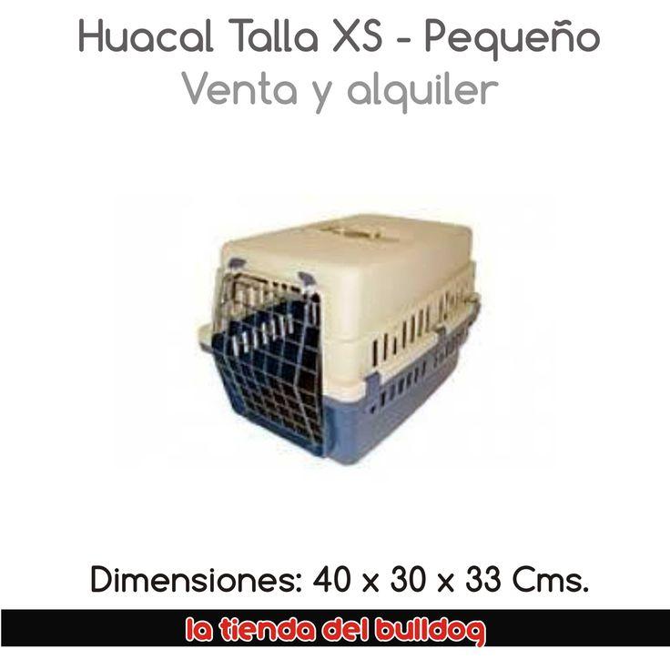 ALQUILER y VENTA de GUACALES Para Transportar Perros y Gatos Contamos con todos los tamaños de guacales para Perros y Gatos desde talla XS hasta talla XXL (volumen 700) LA TIENDA DEL BULLDOG MEDELLIN Estamos ubicados en la Ciudad de Medellín pero podemos enviar a cualquier ciudad de Colombia Teléfonos: (4) 3537704 - (4) 3536926 - Cel y WhatsApp: 3113547995  Facebook: https://www.facebook.com/tiendadelbulldog