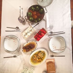Gavurdağ Salatası TarifiBir Tat Bir Koku
