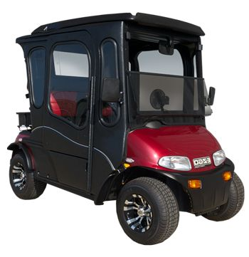 SleekLine Cabins - Home of 1st Class Golf Cart Enclosures - newGallery