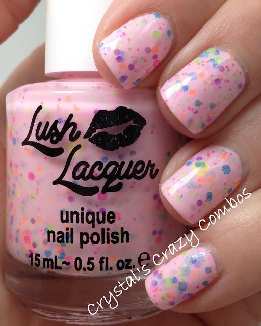 .Lush Lacquer Nail Polish