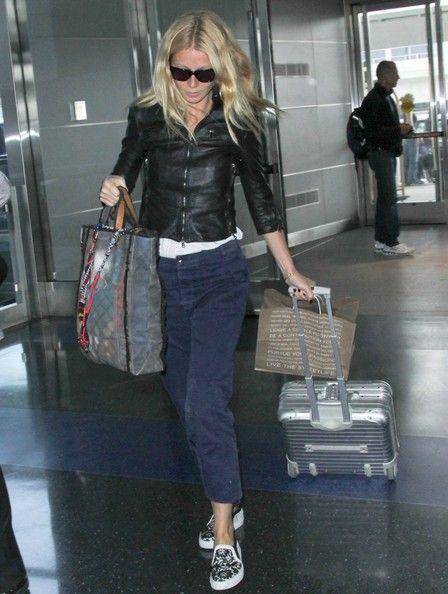 Gwyneth Paltrow Photos: Gwyneth Paltrow Spotted at LAX