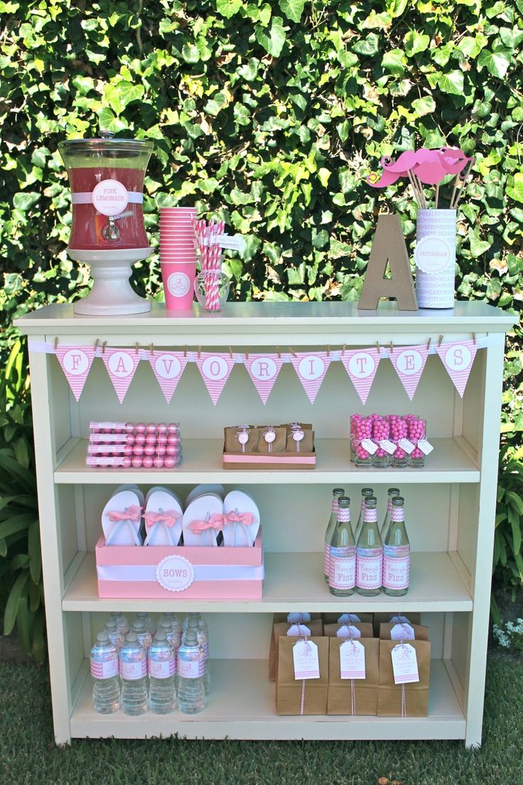Audrey's Favorite Things Party by Bloom Designs