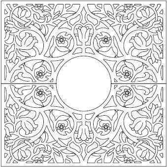 william morris wallpaper line art google search william morris wallpaperprintable coloring pagesline
