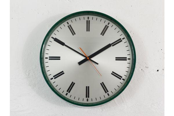 Smiths Industrial Factory Wall Clock | Vinterior   #mid_20th #century #vintage