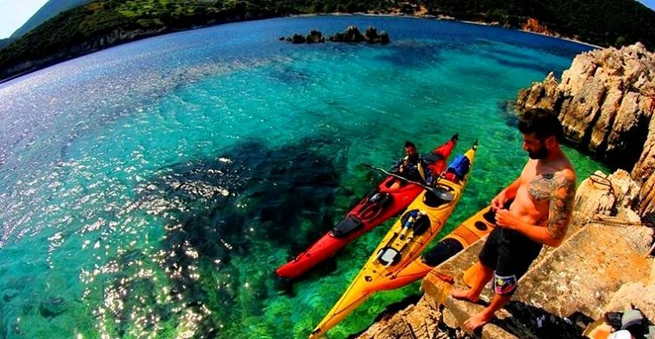 Odyssey Sea Kayak & Diving Club – Vathy, Ithaca | AlternaGreece
