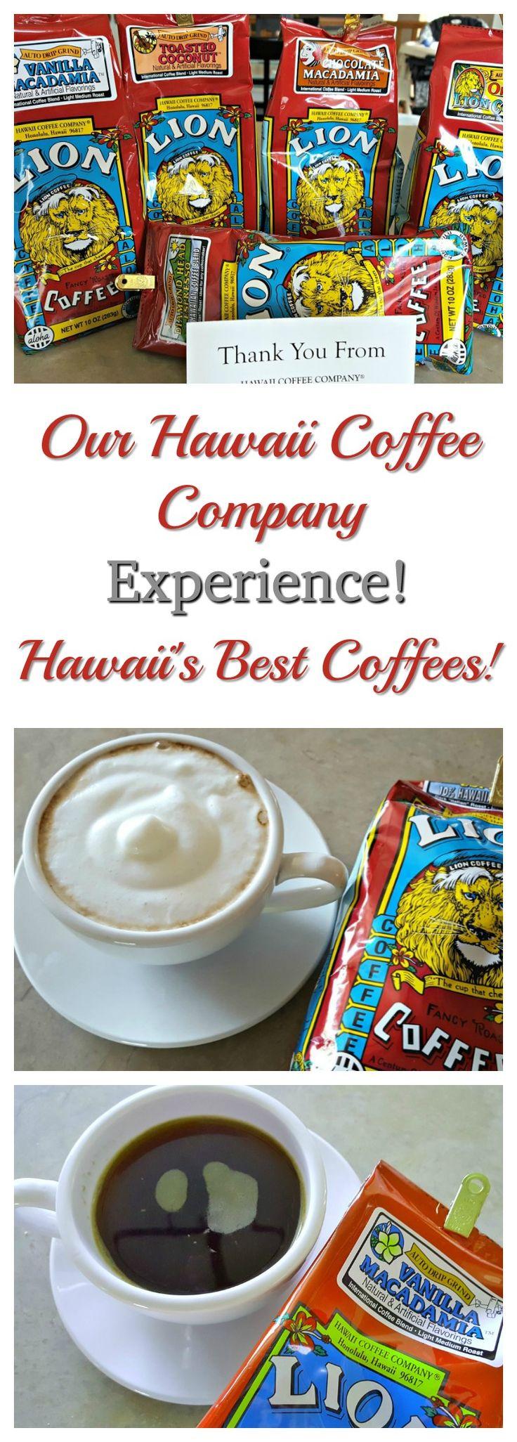 We tried the Hawaii Coffee Company's Coffee Club - If you LOVE coffee from…