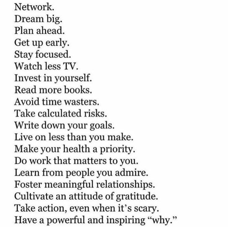 Keys to success ||