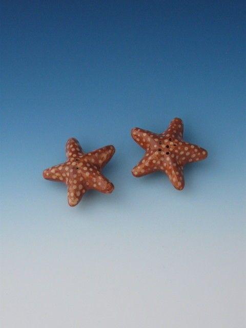 Starfish Salt & Pepper Shakers