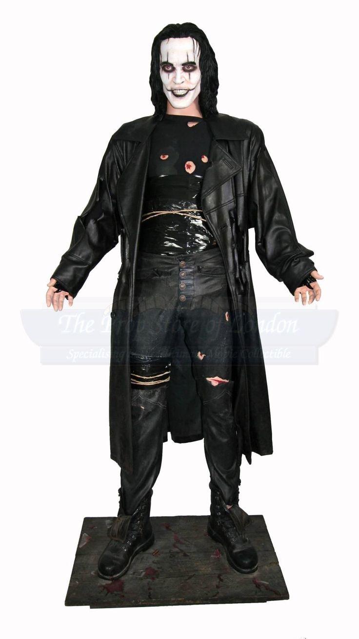The Crow (Brandon Lee) Costume | The Crow | Pinterest ...