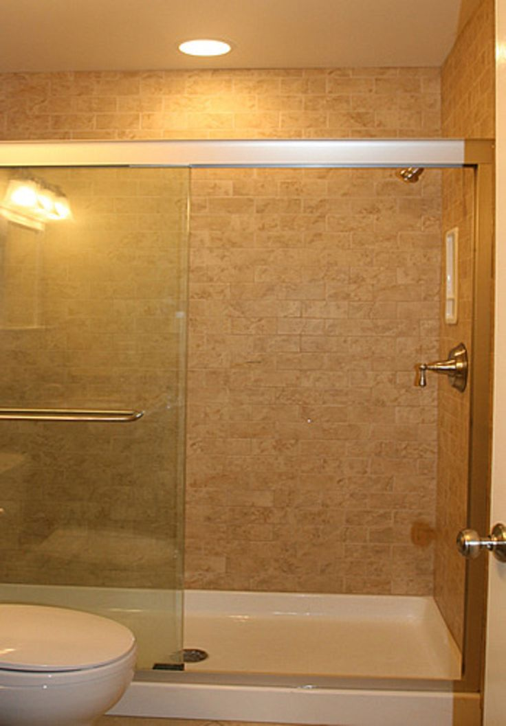 1000 images about bathroom shower designs on pinterest - Small bathroom ideas with shower only ...