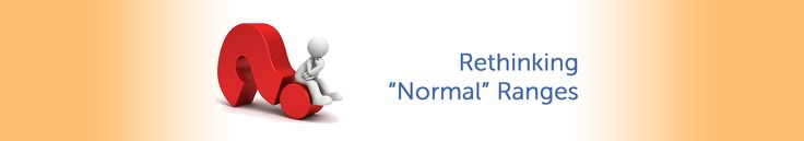 """Rethinking """"Normal"""" Ranges - Thyroid Loving Care. A helpful guide to normal versus optimal ranges when it comes to thyroid hormone."""