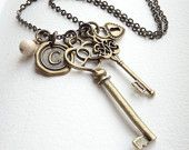Tomo Jewellery - Vintage style handcrafted necklaces, earrings, and more!