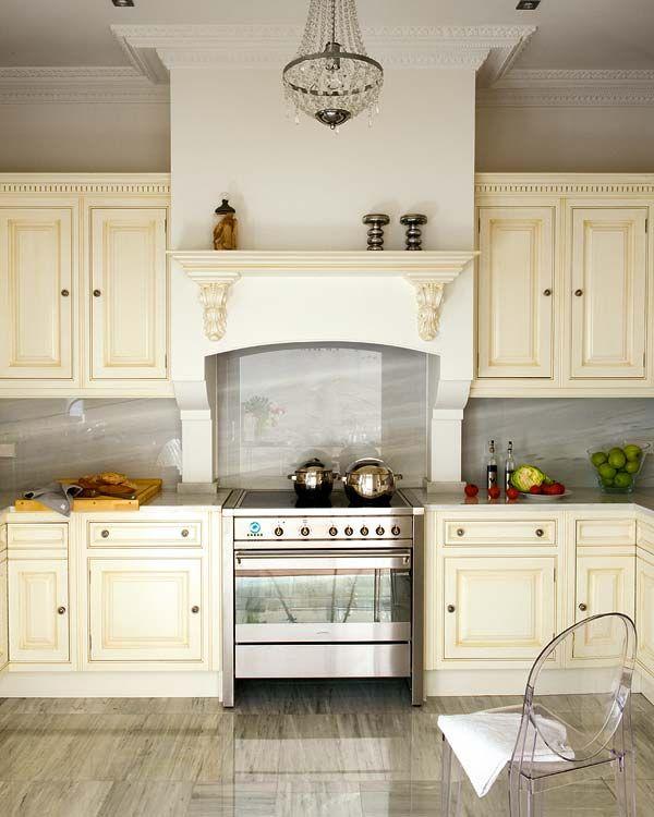 a gourmet chef´s dream- clive cristian kitchen. designed by us @ nikohl cadeau interiors