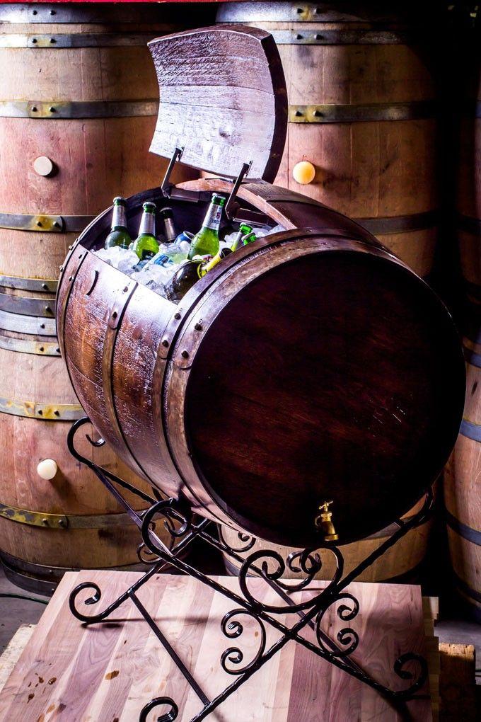 oak barrels Wooden barrel is a manufacturer of a wide range of cooperage-small…