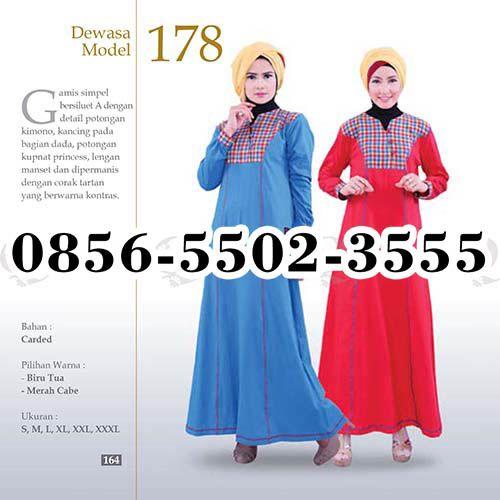 Gamis Besar Qirani, HP.0856-5502-3555,