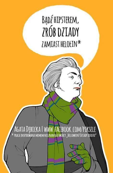 #halloween #dziady #hipster #mickiewicz