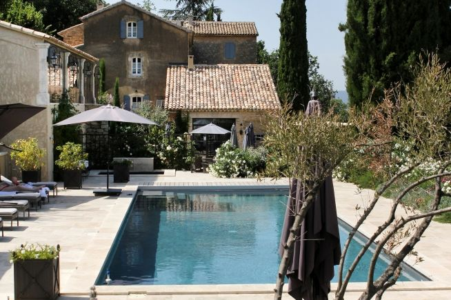 La Bastide du Tinal. Maison d'hôtes de charme dans le Vaucluse à Ménerbes