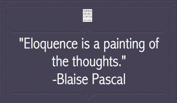 ToT -- Blaise Pascal