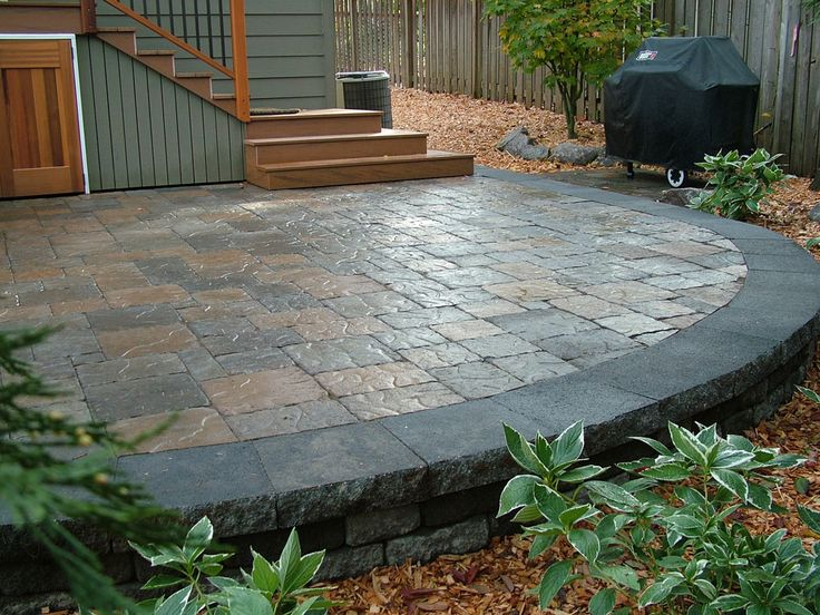 Fair 60 Beautiful Backyard Patios Design Ideas Of