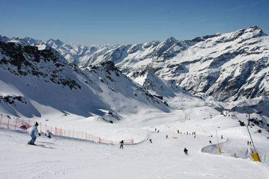 Gressoney - favorite ski area in Italy