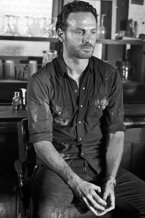 Love Rick Grimes!!