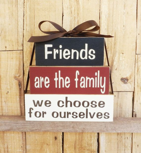 Family We Choose Quotes: Best 25+ Friends Are Family Quotes Ideas On Pinterest