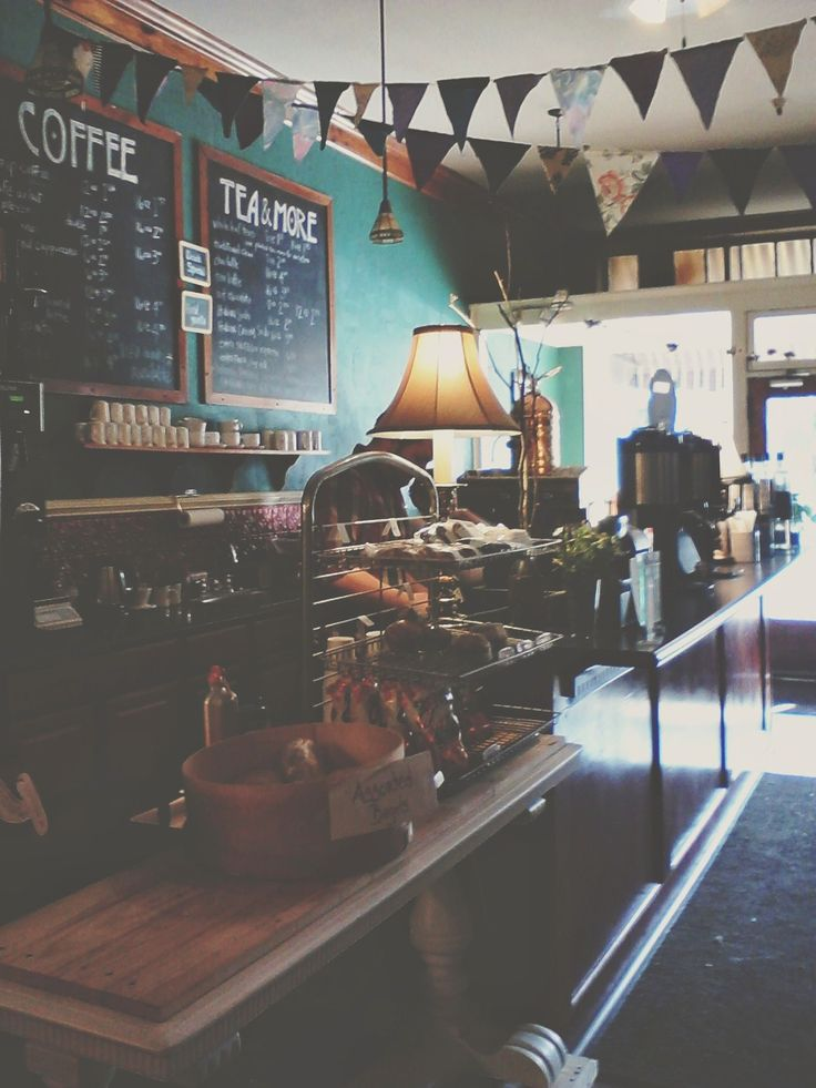 this coffee shop.